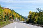 picture of trans  - Trans Canada Highway near Superior Lake Ontario Canada - JPG