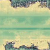 picture of green wall  - Old school textured background - JPG