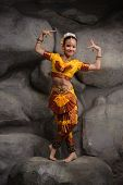 picture of national costume  - beautiful little dancer - JPG