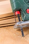 stock photo of workbench  - Carpenter - JPG