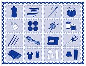 Sewing & Craft Icons