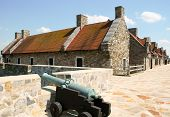 image of ticonderoga  - Fort Ticonderoga - JPG
