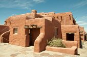 pic of paleozoic  - Painted Desert Visitor Center - JPG