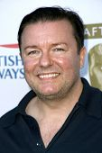 Ricky Gervais  at the 6th Annual BAFTA TV Tea Party. Intercontinental Hotel, Century City, CA. 09-20