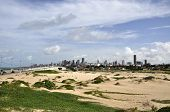 stock photo of natal  - Sand dunes at Natal Rio Grande do Norte  - JPG