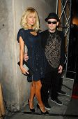 Paris Hilton and Benji Madden  at 'A Night At The Movies With Paris Hilton' celebrating the launch o