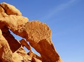 picture of valley fire  - Vivid rock formations in Valley of Fire State Park - JPG