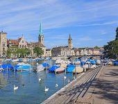 image of zurich  - Zurich Switzerland  - JPG