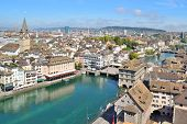 foto of zurich  - Zurich Switzerland - JPG