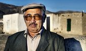 stock photo of mongolian  - Mongolian man - JPG