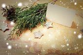 Постер, плакат: Christmas Postcard