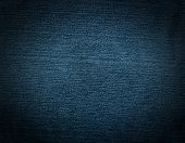 foto of denim jeans  - Striped textured blue used jeans denim linen vintage background - JPG