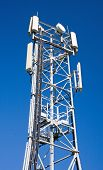 Cell Phone Antenna Mast