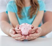 picture of piggy  - family - JPG
