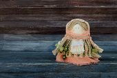 stock photo of rag-doll  - the doll - JPG