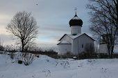 picture of prophets  - Russian winter - JPG