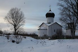 pic of prophets  - Russian winter - JPG