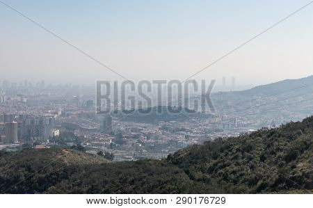 Overview Of The Polluted City