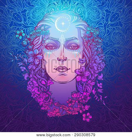 White Goddess Of European Culture
