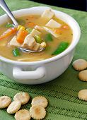 picture of vegetable soup  - Home - JPG