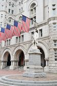 foto of old post office  - Washington DC - JPG