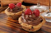 Chocolate Mousse Dessert Cups
