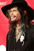LOS ANGELES - JAN 24: Steven Tyler at the 2014 MusiCares Person Of The Year event at the Convention