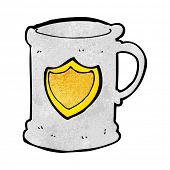 cartoon tankard