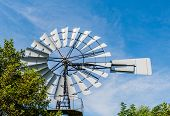pic of water-mill  - Wind powered multi - JPG