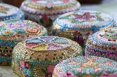 foto of tatar  - These are tataric souvenirs  - JPG