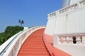 pic of stairway to heaven  - Bangkok Thailand Southeast Asia  - JPG