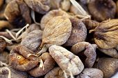 picture of stall  - Close up of figs on a market stall - JPG
