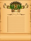 foto of hop-plant  - menu or background with grain - JPG