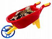 Toy Wheel Barrel 2 poster