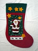 Christmas Stocking Hohoho