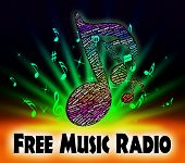 Free Music Radio Represents For Nothing And Gratis poster