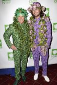 NEW YORK - OCTOBER 29: Designer Michael Kors and Lance Lepere attend the 15th Annual Bette Midler's