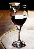pic of wine bottle  - wineglass - JPG
