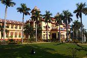 image of british bombay  - Big University of Varanasi India Asia  - JPG