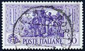 Postage Stamp Italy 1932 Garibaldi At Battle Of Calatafimi
