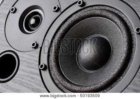 Speaker System poster