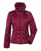 picture of jupe  - claret jacket - JPG
