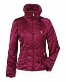 foto of jupe  - claret jacket - JPG
