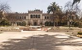 image of hughes  - This is a picture of the Hughes Administration Building at the University of San Diego - JPG