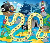 stock photo of buccaneer  - Board game theme image 5  - JPG