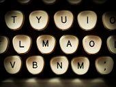 image of slang  - LMAO  - JPG