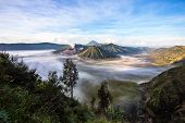 picture of gunung  - Mount Bromo - JPG