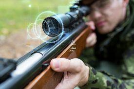 image of sniper  - hunting - JPG