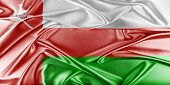 pic of oman  - Oman Flag - JPG