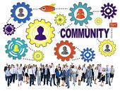 picture of population  - Community Culture Society Population Team Tradition Union Concept - JPG